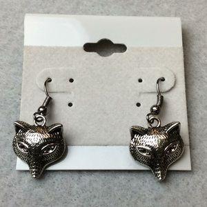 Jewelry - New Fox Earrings